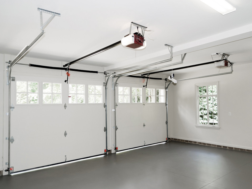 Commercial garage door services in Columbus, OH
